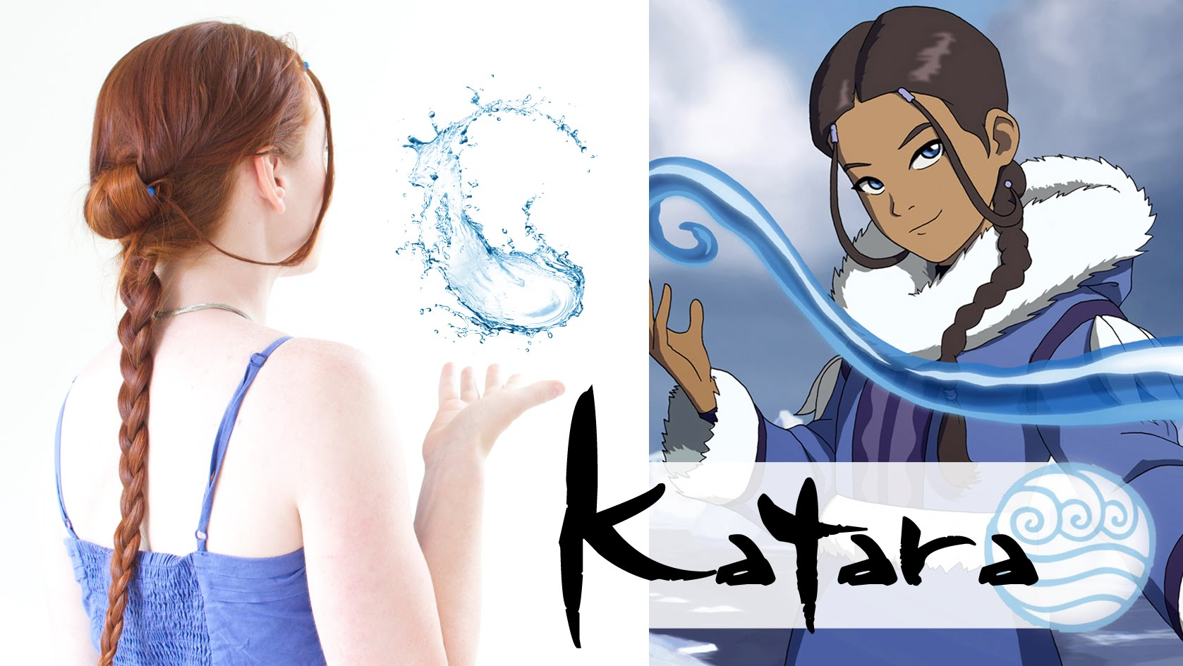 An Avatar Hair Tutorial – Katara