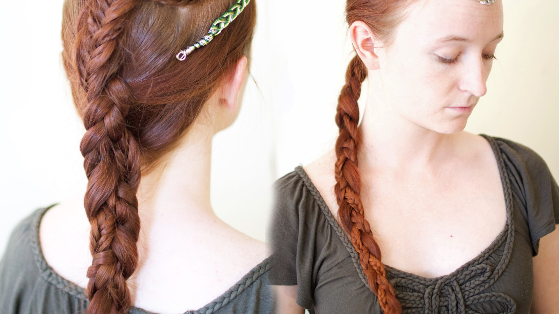 Elven Warrior Braid