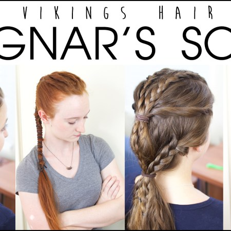 Vikings Hairstyles Worn by Ragnar's Sons