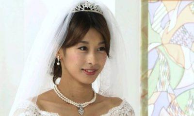 加藤綾子_結婚_ドレス画像