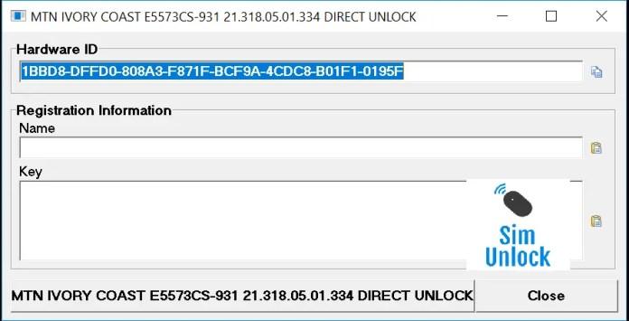 MTN Ivory Coast Huawei E5573CS-931 Free Unlocking [Firmware