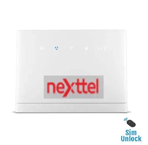 Nexttel Cameroon Huawei B315s-22 Free Unlocking [Firmware 21 313