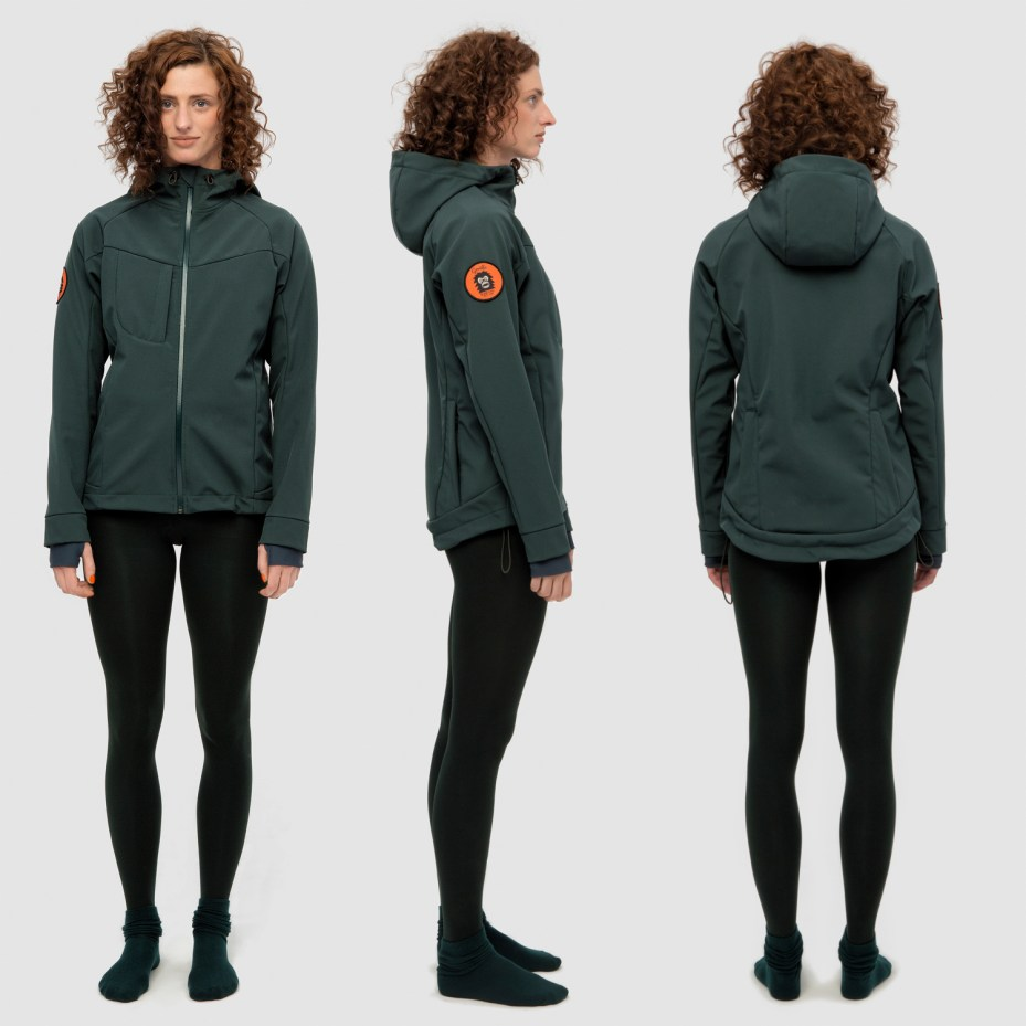 circlesco%c2%a5gorilla-jacket%c2%a5greenwomen