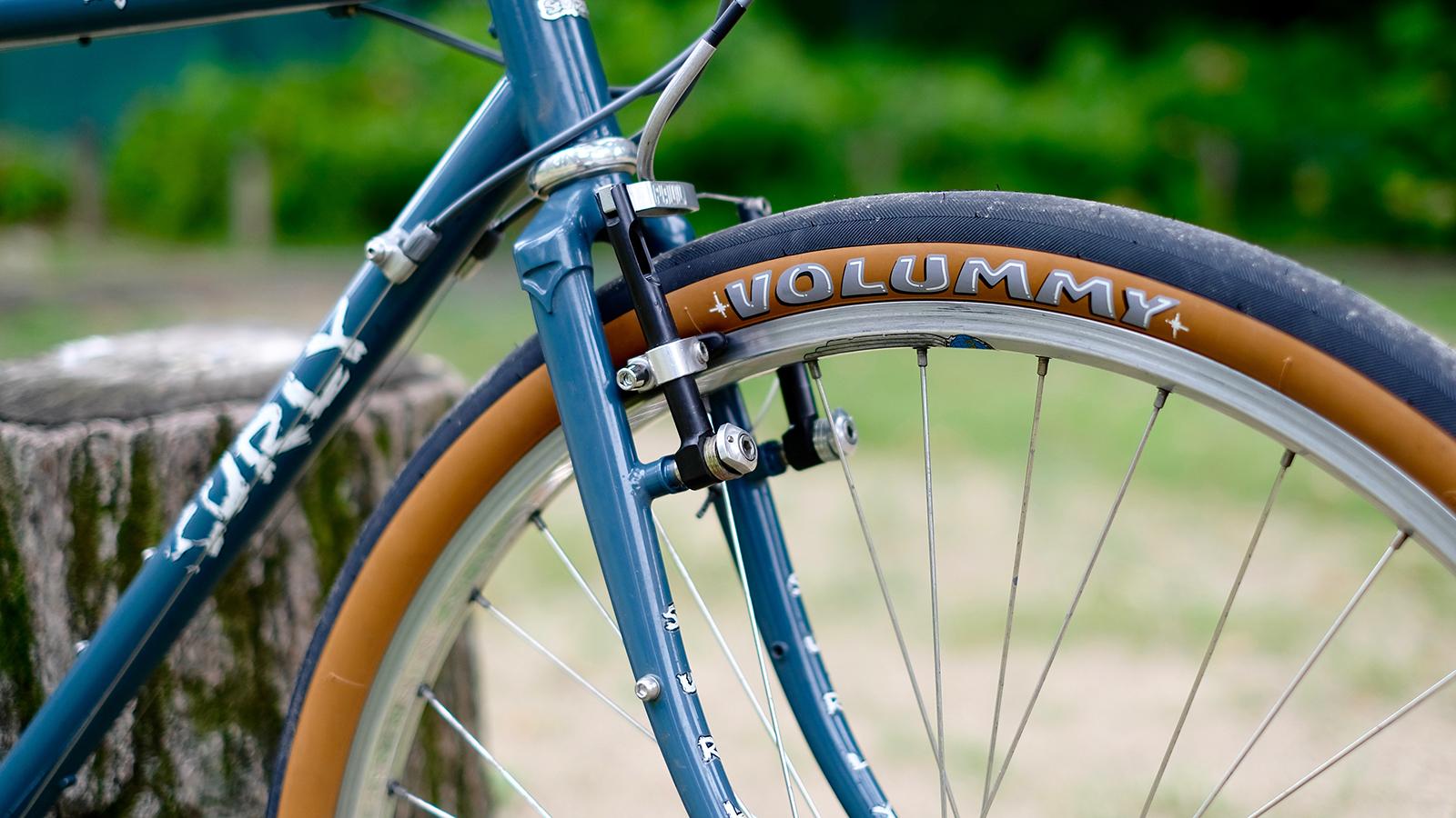 Volummy Tire
