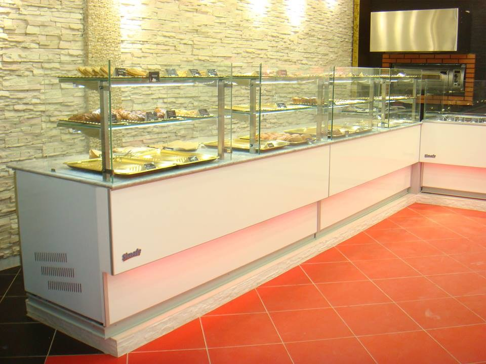 Agencement Patisserie Simafe