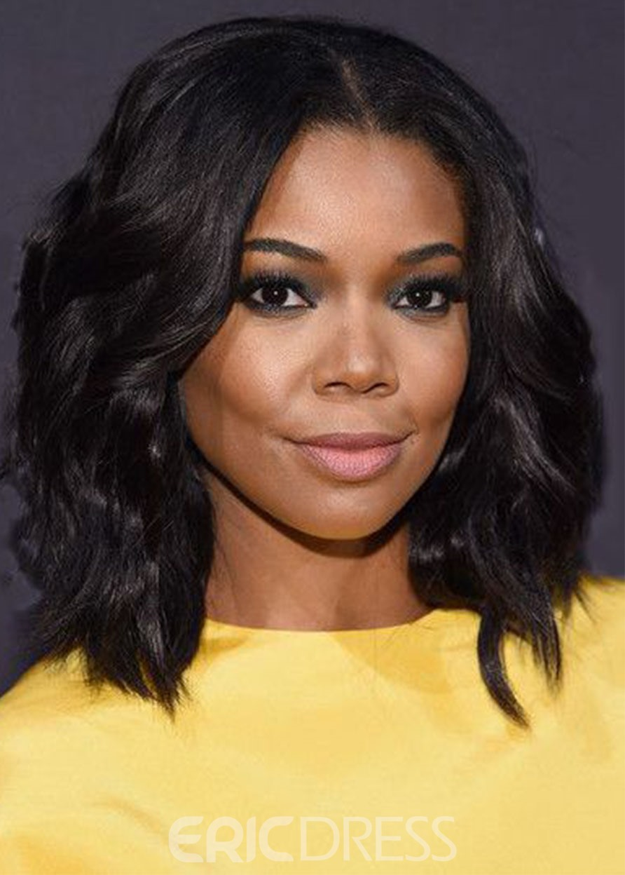 Ericdress Women S African American Bob Hairstyles Middle Length