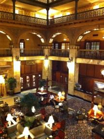Brown Palace Hotel Simanaitis