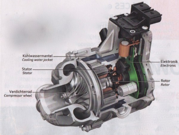 Valeo 48v Electric Supercharger - Year of Clean Water