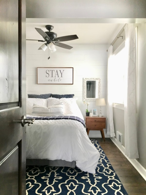 SIma Spaces guest bedroom paint colors