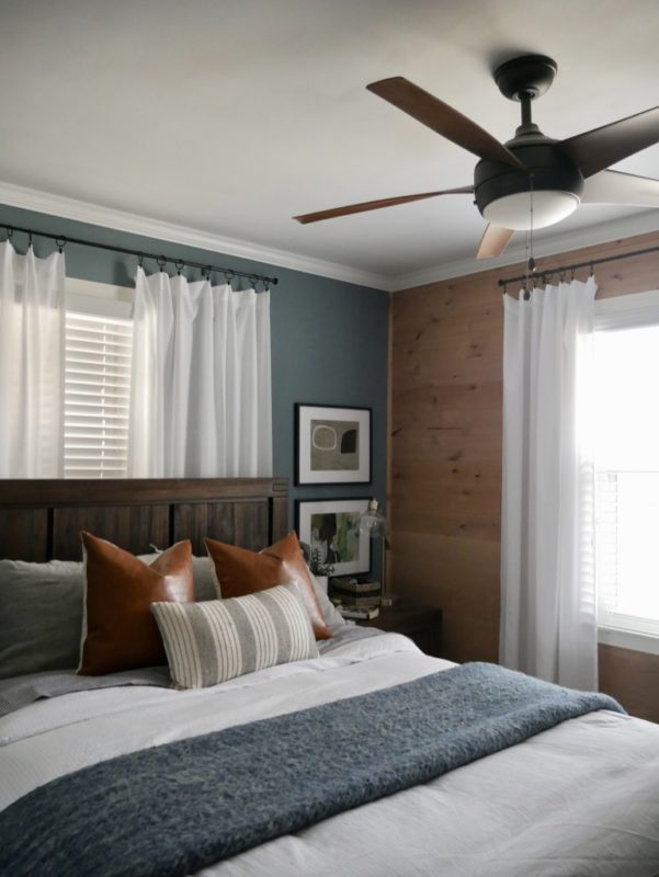 Sima Spaces MN interior design, bedroom design