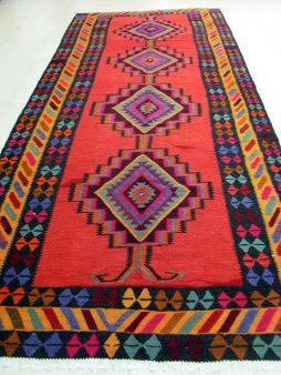 Oud Quba Kelim 388 x 156
