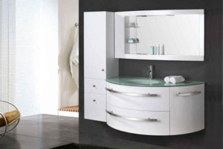 meuble salle de bain 100 cm lavabo e