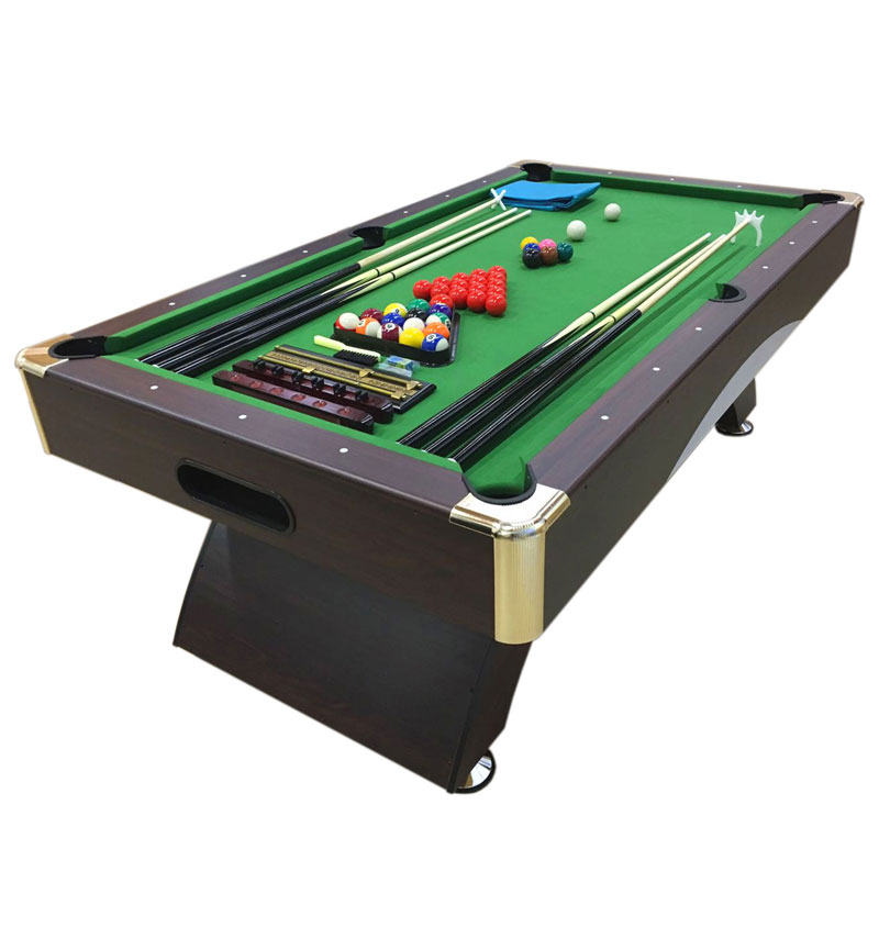 7 Pieds Annibale Full Optional Table De Billard De