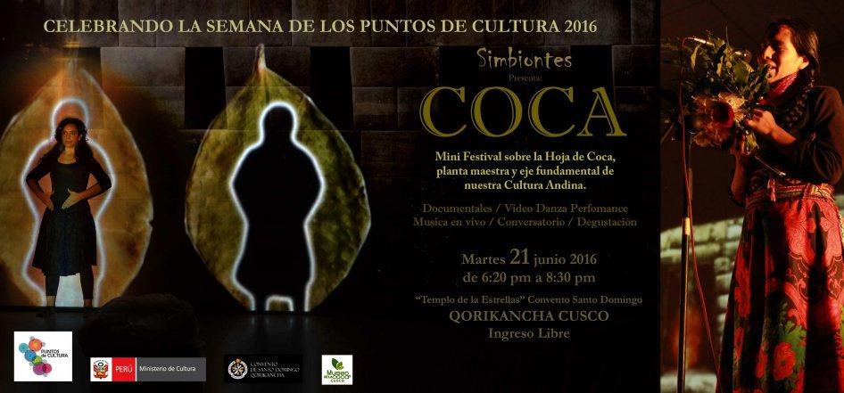 FLYERCocaQorikancha2016PuntosdeCultura
