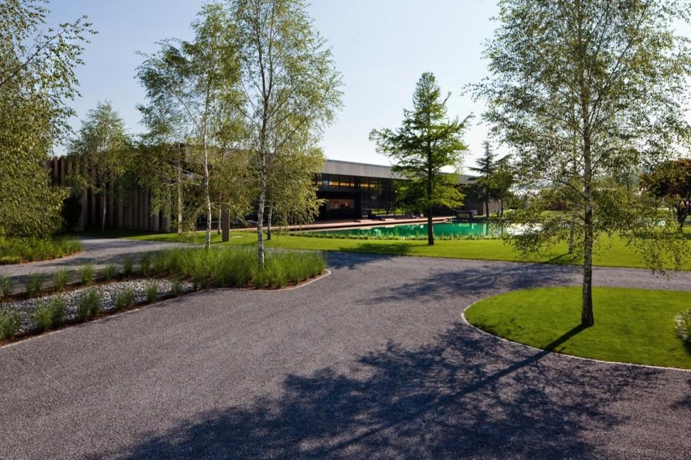 Enea Headquarters U2013 Oppenheim Architecture + Design U2013 Suiza