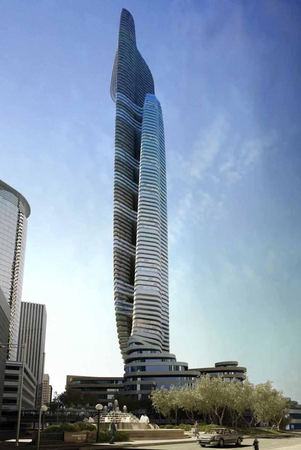Modern Skyscraper Concept