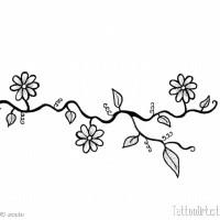 daisy tattooideas