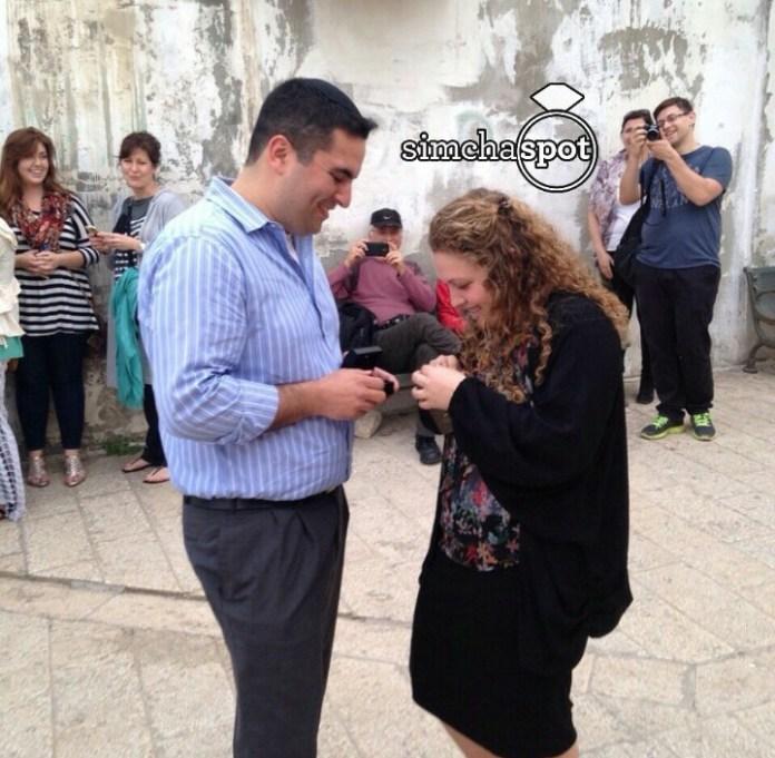 Danny Shemesh: Engagement Of Sara Lerer (Beit Shemesh) And Daniel Tanen