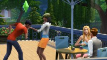 The Sims 4 Hand Kiss