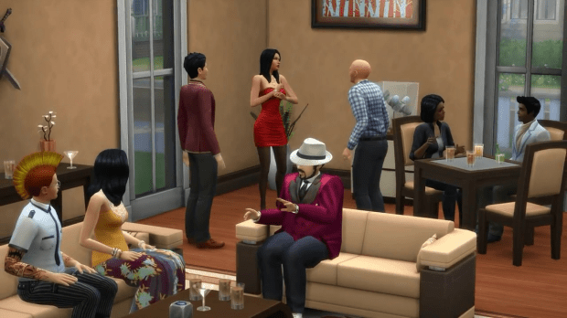 Sims 4 Create A Sim  Page 2  simcitizens