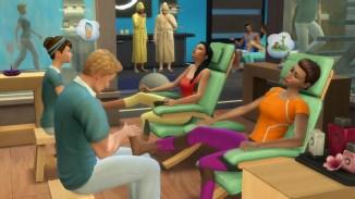 Spa Day Massage Chair Screenshot