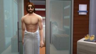 Spa Day Sauna Bjorn Screenshot