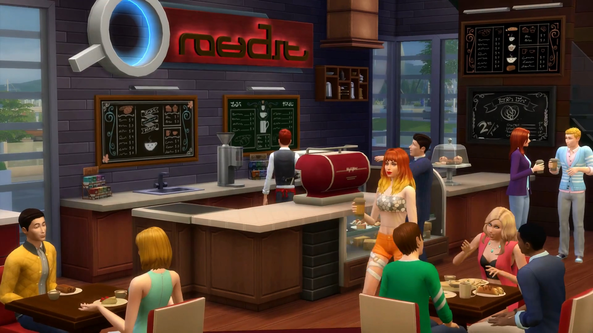 A Tour Through Windenburg In The Sims 4 Get Together – Simcitizens
