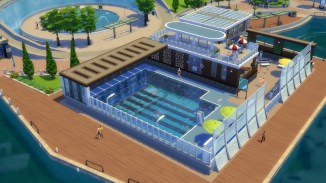 Sims 4 Public Pool Windenburg