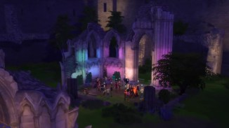 Sims 4 Ruins