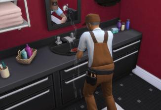 Sims 4 Sink Repair