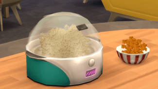 Sims 4 Movie Hangout Stuff Popcorn