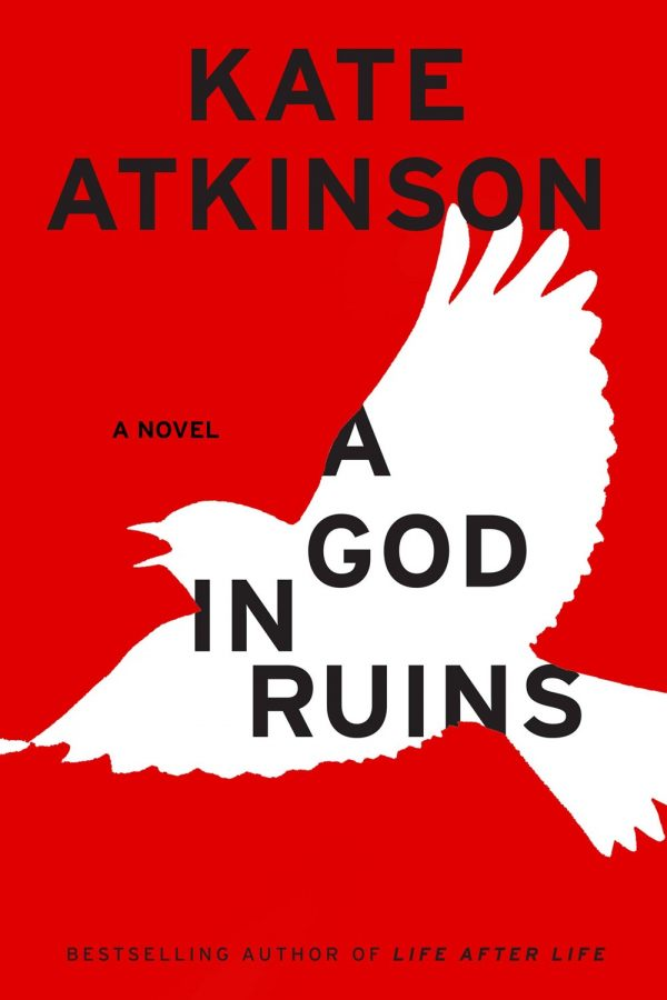 Cover of the book A God in Ruins by Kate Atkinson
