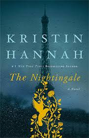 "Cover of the novel ""The Nightingale"" by Kristin Hannah"