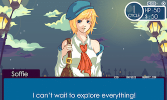 Kaleidoscope dating sim 2 cero walkthrough for dream