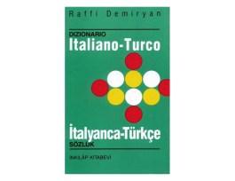 İtalyanca-Türkçe Sözlük 5 TL