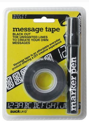 Mesaj Bandı (Kalemiyle Birlikte) 40 TL