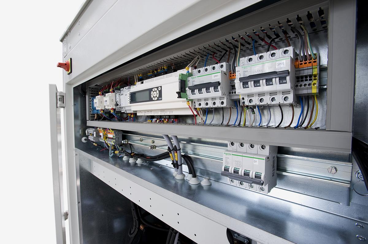 Tableautier & Câblage Électrique Industriel  Simef Industrie