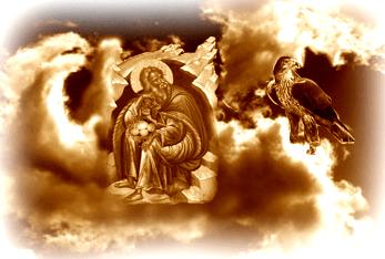 …Όπως ο Θεός έτρεφε τον Προφήτη Του Ηλία για τριάμισι χρόνια, έτσι θα τρέφει και τον λαό Του στην έρημο για ίσο χρονικό διάστημα