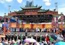 Якутяне приняли участие в монгольском фестивале «Мөнх Тэнгэр»