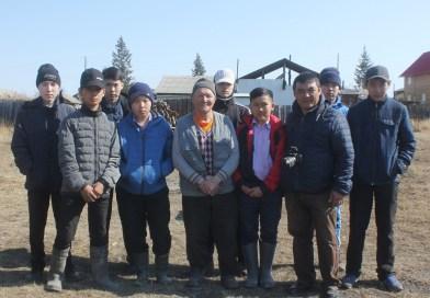 Школьники Амгинского района – гости  улусного Дома ремесел