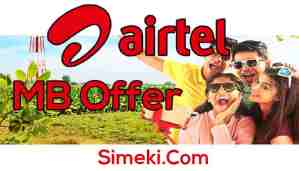 airtel mb offer