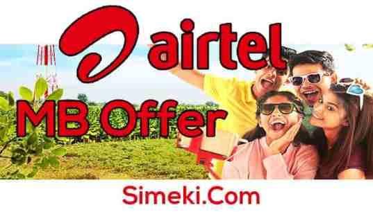 airtel mb offer