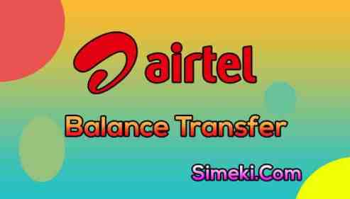 airtel balance transfer code bd