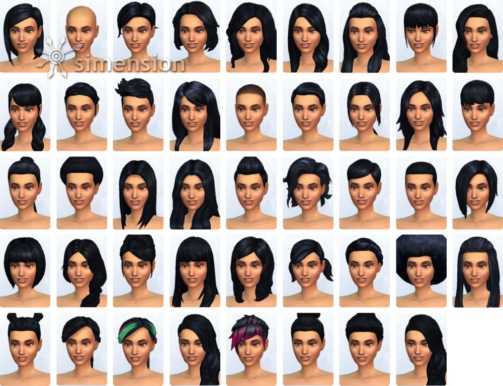 Die Sims 4 Erstelle Einen Sim CaS – Megatutorial