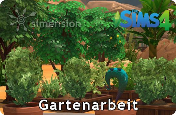 Sims 4 Blumen Binden Cheat