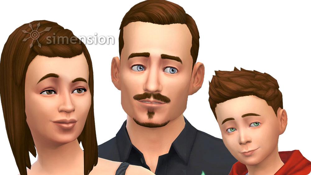 Neue Frisuren Sims 3 – Trendige Frisuren 2017 Foto Blog