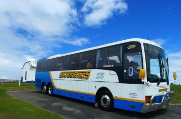 Simes Bros Coaches - tours, coach charters, school excursions