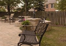 Landscaping work by Simes Landscaping