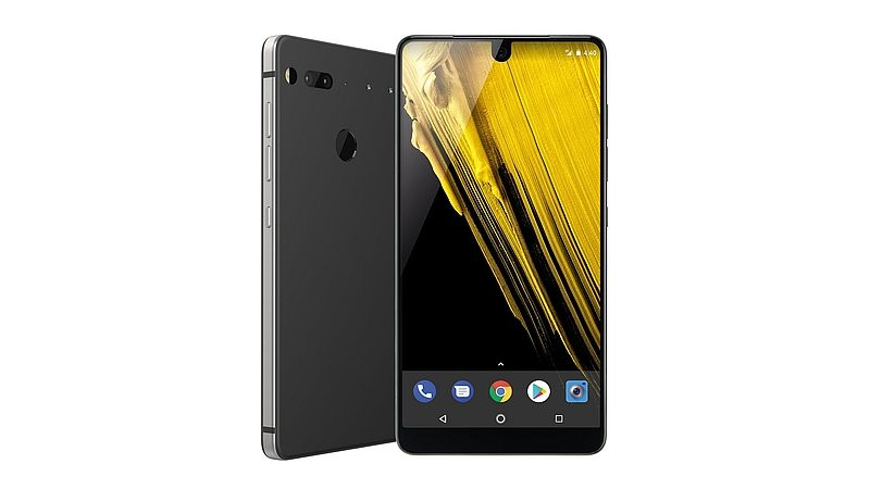 Essential Phone Halo Gray Variant Launched, Comes With Amazon Alexa Assistant Built-In
