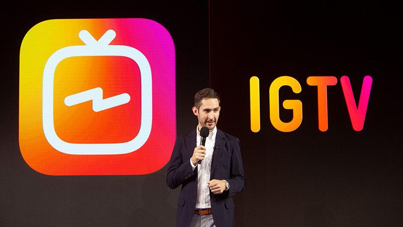 Instagram Launches IGTV Long Video App to Take on YouTube, Now Has a Billion Users